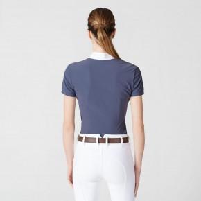 Vestrum Damen Turniershirt Birmingham Graublau Größe XS