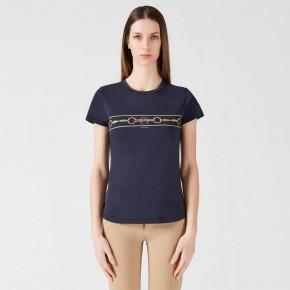 Vestrum T-Shirt Mersin rauchblau